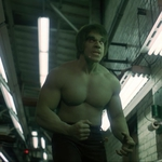 "Image for the Science Fiction Series programme ""The Incredible Hulk"""