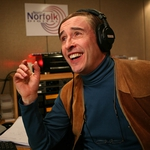 "Image for the Comedy programme ""Alan Partridge's Mid-Morning Matters"""
