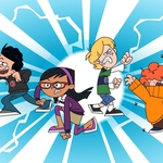 "Image for the Animation programme ""Supernoobs"""