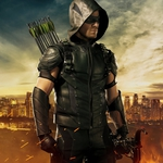 "Image for the Drama programme ""Arrow"""