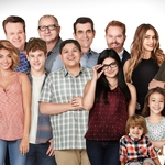 "Image for the Sitcom programme ""Modern Family"""