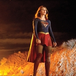 "Image for the Science Fiction Series programme ""Supergirl"""