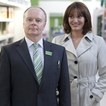 "Image for the Sitcom programme ""Trollied"""
