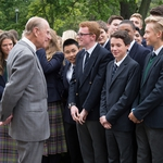 "Image for the Documentary programme ""Gordonstoun: A Different Class"""
