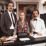 "Image for the Sitcom programme ""Fawlty Towers"""