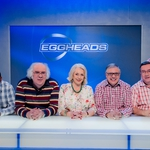"Image for the Quiz Show programme ""Eggheads"""