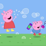 "Image for the Animation programme ""Peppa Pig"""