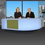 "Image for the News programme ""ITV Evening News"""