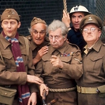"Image for the Sitcom programme ""Dad's Army"""