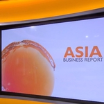 "Image for the Business and Finance programme ""Asia Business Report"""