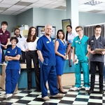"Image for the Drama programme ""Casualty"""