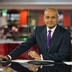 "Image for the News programme ""BBC News at One"""