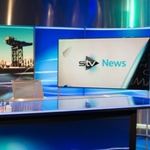 "Image for the News programme ""STV News at Six"""