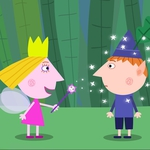 "Image for the Animation programme ""Ben and Holly's Little Kingdom"""