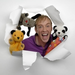 "Image for the Childrens programme ""Sooty"""
