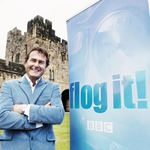 "Image for the Game Show programme ""Flog It!"""