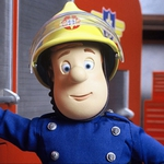 "Image for the Childrens programme ""Fireman Sam"""