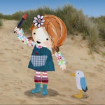 "Image for the Childrens programme ""Lily's Driftwood Bay"""