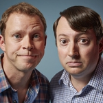 "Image for the Sitcom programme ""Peep Show"""