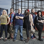 "Image for the Reality Show programme ""Storage Hunters UK"""