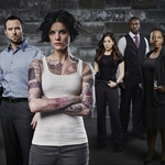 "Image for the Drama programme ""Blindspot"""