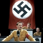 "Image for the Film programme ""Hitler: The Rise of Evil"""