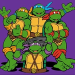 "Image for the Animation programme ""Teenage Mutant Ninja Turtles"""