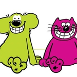 "Image for the Animation programme ""Roobarb and Custard Too"""