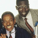 "Image for the Sitcom programme ""Desmond's"""