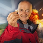 "Image for the Documentary programme ""Birth of Britain with Tony Robinson"""