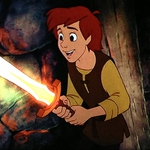 "Image for the Film programme ""The Black Cauldron"""