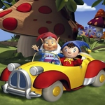 "Image for the Childrens programme ""Make Way for Noddy"""
