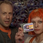 "Image for the Film programme ""The Fifth Element"""