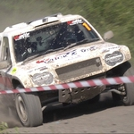 "Image for the Motoring programme ""All Wheel Drive Safari Championship"""