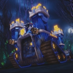 "Image for the Childrens programme ""Nexo Knights"""