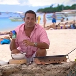 "Image for the Cookery programme ""A Christmas Feast with Peter Kuruvita"""
