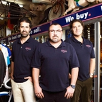 "Image for the Documentary programme ""Pawn Stars Australia"""