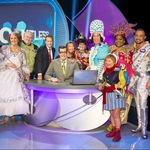 "Image for the Quiz Show programme ""Pointless Celebrities Christmas Special"""