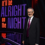 "Image for the Comedy programme ""It'll be Alright on the Night"""