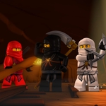 "Image for the Animation programme ""Ninjago: Masters of Spinjitzu"""