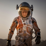 "Image for the Film programme ""The Martian"""