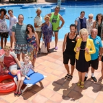 "Image for the Sitcom programme ""Benidorm"""