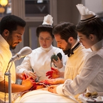 "Image for the Drama programme ""The Knick"""