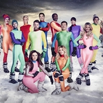 "Image for the Game Show programme ""The Jump"""