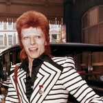 "Image for the Documentary programme ""David Bowie"""