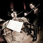 "Image for the Arts programme ""Beethoven: The Complete String Quartets"""