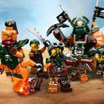 "Image for the Childrens programme ""Ninjago"""