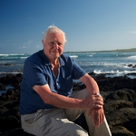 "Image for the Nature programme ""David Attenborough: Galapagos Islands"""