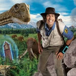 "Image for the Childrens programme ""Andy's Prehistoric Adventures"""