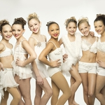 "Image for the Reality Show programme ""Dance Moms: Throwback"""